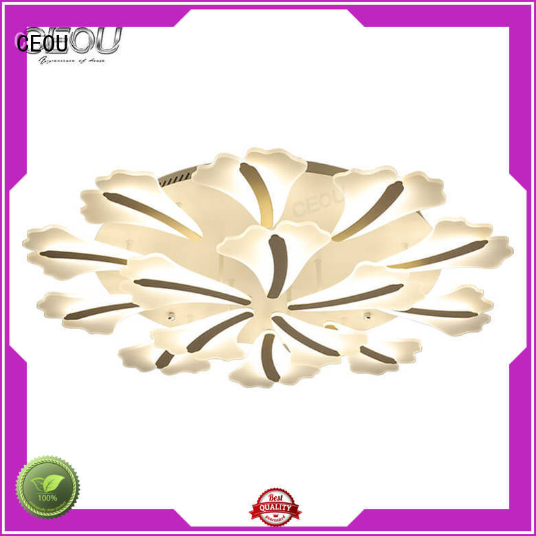 CEOU New chandelier ceiling light customized for hotel