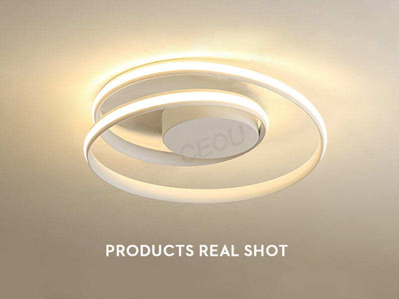CEOU acrylic modern ceiling lamps supplier for bedroom-2