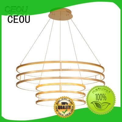CEOU ball design modern led pendant lights customized for home decor