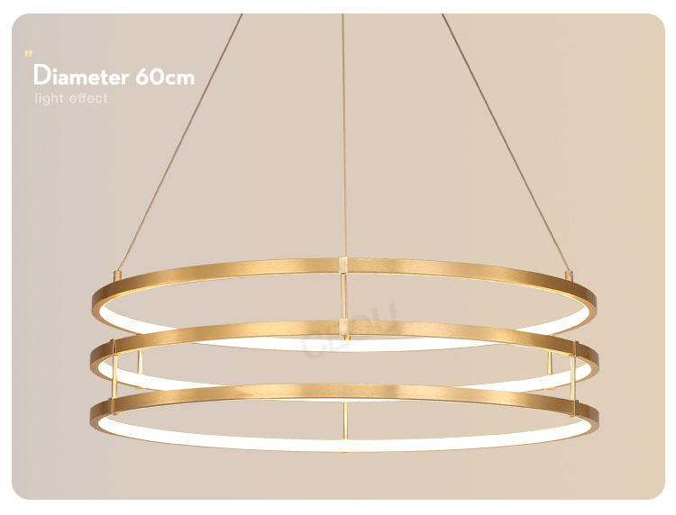 CEOU luxury pendant ceiling lights amazing for home decor-3