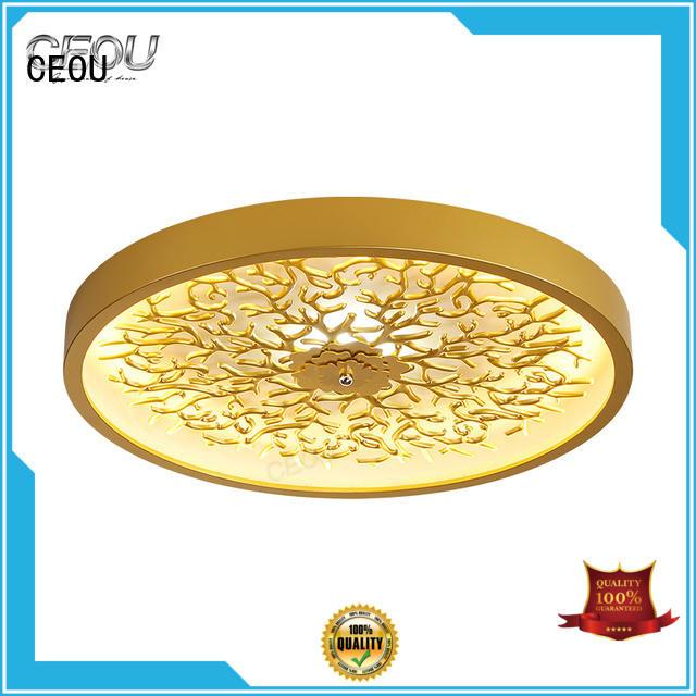 CEOU flower shape ceiling lights sale manufacturer for home decor