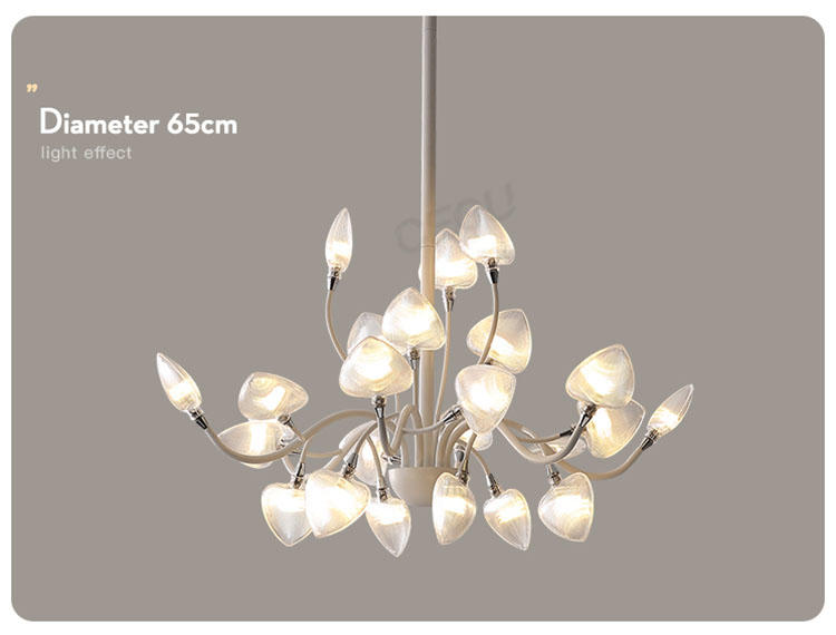CEOU extraordinary chandelier light amazing for hotel-1