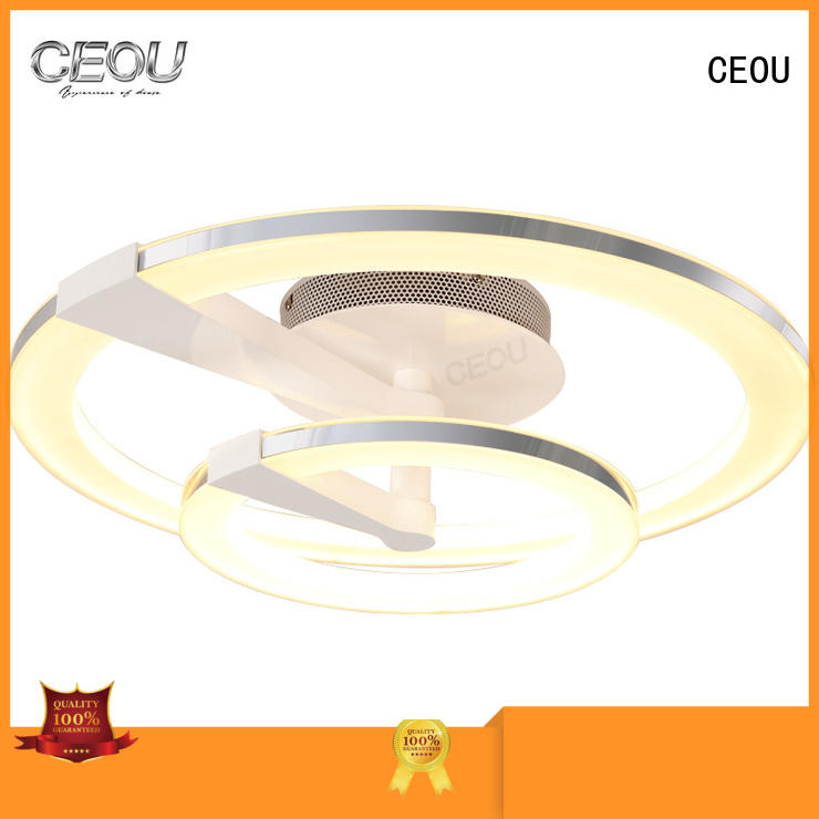 Wholesale home ceiling lights sand black factory for home decor