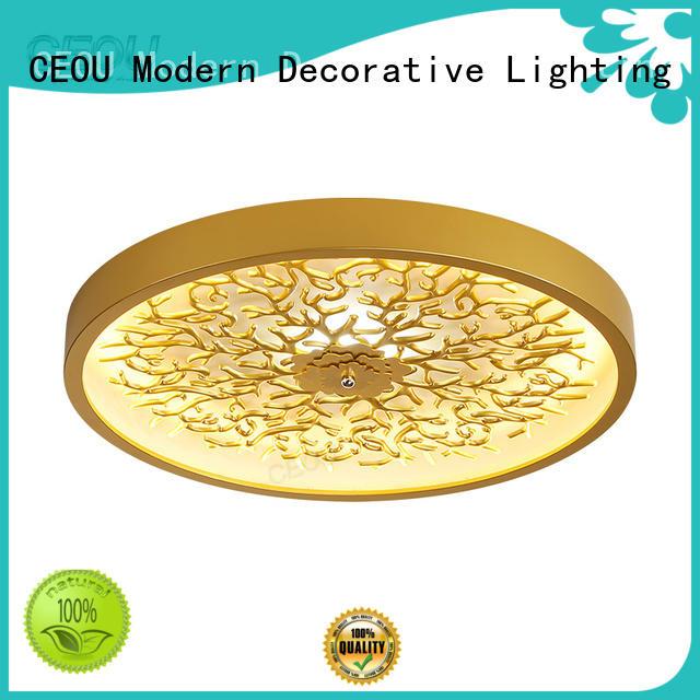 flower shape ceiling lights sale customized for home decor CEOU