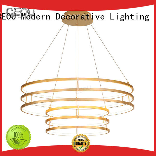 beautiful hanging pendant lights glass supplier for living room