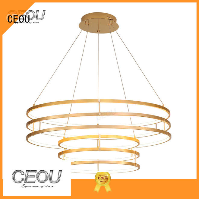 luxury pendant ceiling lights acrylic customized for dinning room
