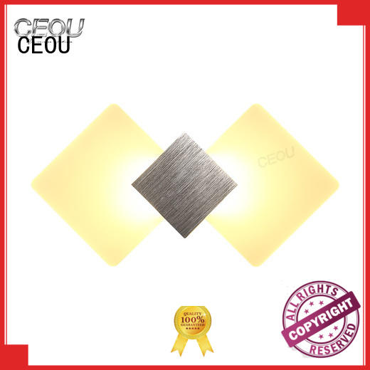 CEOU romantic led wall lamp high quality for bedroom