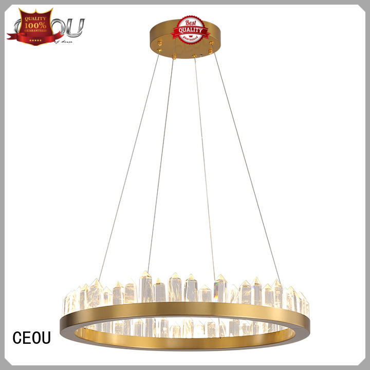 simple pendant lamp circular amazing for home decor