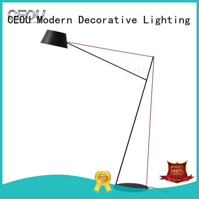 CEOU creative unique floor lamps for business for bedside