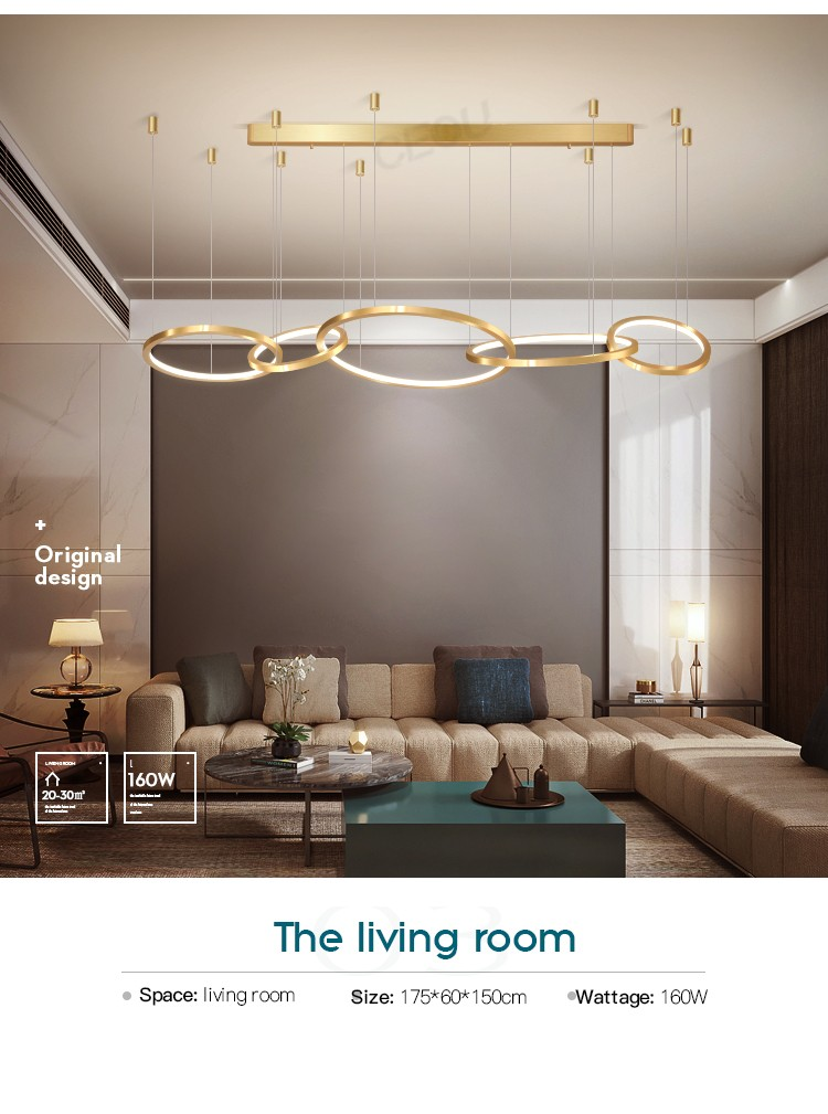 product-CEOU-LED chandelier-img-1