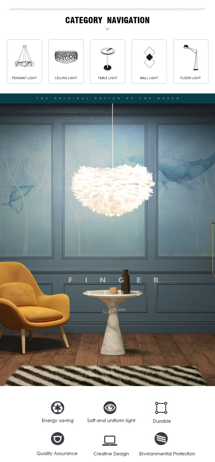 product-CEOU-LED feather lamp-img