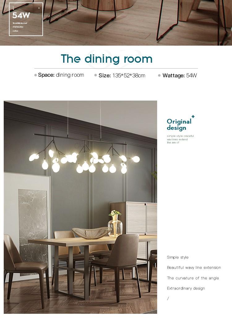 product-New design Nordic firefly creative art post-modern light minimalist modern coffee bar chande-1